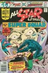 All-Star Comics (1940-1978) #62