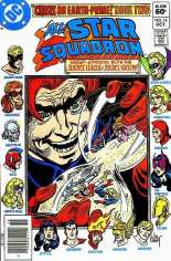 All-Star Squadron (1981-1987) #14 Variant A: Newsstand Edition