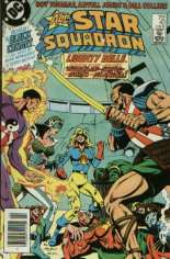 All-Star Squadron (1981-1987) #42 Variant A: Newsstand Edition