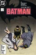 Batman (1940-2011) #404 Variant B: Direct Edition
