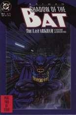 Batman: Shadow of the Bat (1992-2000) #2