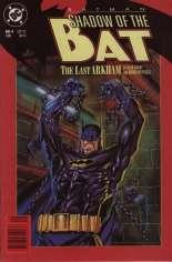 Batman: Shadow of the Bat (1992-2000) #4 Variant A: Newsstand Edition