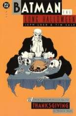 Batman: The Long Halloween (1996-1997) #2: Cardstock Cover