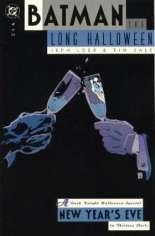 Batman: The Long Halloween (1996-1997) #4: Cardstock Cover