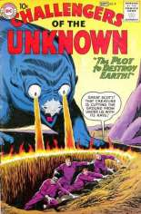 Challengers of the Unknown (1958-1978) #9