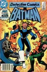 Detective Comics (1937-2011, 2016-Present) #554 Variant A: Newsstand Edition