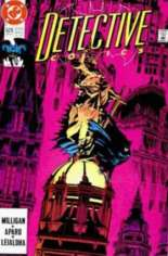 Detective Comics (1937-2011, 2016-Present) #629 Variant B: Direct Edition