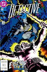 Detective Comics (1937-2011, 2016-Present) #645 Variant A: Direct Edition