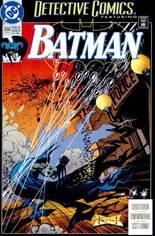 Detective Comics (1937-2011, 2016-Present) #656