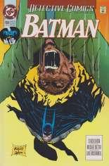 Detective Comics (1937-2011, 2016-Present) #658