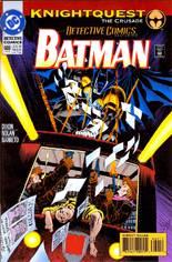 Detective Comics (1937-2011, 2016-Present) #669