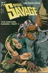 Doc Savage (1988-1990) #4