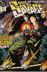Doc Savage (1988-1990) #9