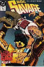 Doc Savage (1988-1990) #10