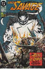 Doc Savage (1988-1990) #19