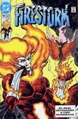 Firestorm: The Nuclear Man (1987-1990) #99