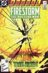 Firestorm: The Nuclear Man (1987-1990) #Annual 5