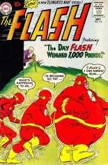 Flash (1959-1985) #115