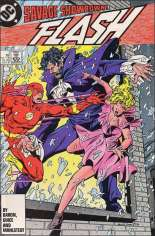 Flash (1987-2009) #2 Variant B: Direct Edition