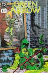 Green Arrow (1988-1998) #19