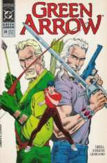 Green Arrow (1988-1998) #28