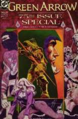Green Arrow (1988-1998) #75