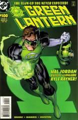 Green Lantern (1990-2004) #100 Variant D: Hal Jordan Cover