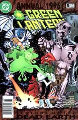 Green Lantern (1990-2004) #Annual 5 Variant A: Newsstand Edition
