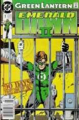 Green Lantern: Emerald Dawn II (1991) #1 Variant A: Newsstand Edition