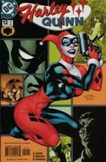 Harley Quinn (2000-2003) #12