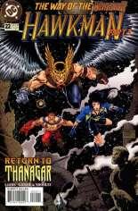 Hawkman (1993-1996) #22