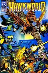 Hawkworld (1990-1993) #14