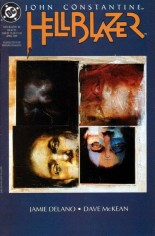 Hellblazer (1988-2013) #40
