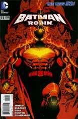 Batman and Robin (2011-2015) #11 Variant B: 2nd Printing