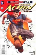Action Comics (2011-2016) #0 Variant A