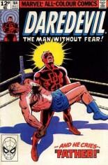 Daredevil (1964-1998) #164 Variant C: UK Edition