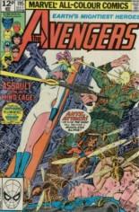 Avengers (1963-1996) #195 Variant C: UK Edition