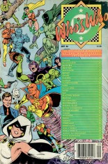 Who's Who: The Definitive Directory of the DC Universe (1985-1987) #19 Variant A: Newsstand Edition