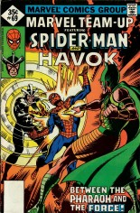 Marvel Team-Up (1972-1985) #69 Variant B: Direct Edition