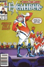 Excalibur (1988-1998) #17 Variant A: Newsstand Edition