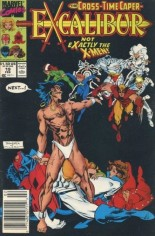 Excalibur (1988-1998) #19 Variant A: Newsstand Edition