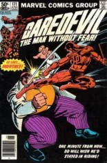 Daredevil (1964-1998) #171 Variant A: Newsstand Edition