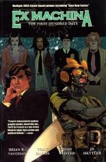 Ex Machina (2004-2010) #TP Vol 1 Variant C: 3rd Printing, 2014 Edition Book 1