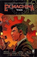 Ex Machina (2004-2010) #TP Vol 2 Variant B: 2nd Printing, 2014 Edition Book 2