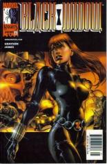 Black Widow (1999) #1 Variant A: Newsstand Edition