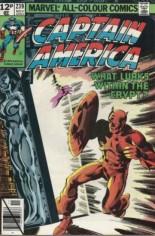Captain America (1968-1996) #239 Variant C: UK Edition