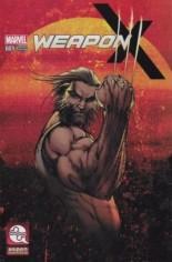 Weapon X (2017-Present) #1 Variant G: Aspen Comics Exclusive