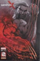 Weapon X (2017-Present) #1 Variant H: Aspen Comics Exclusive