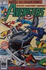 Avengers (1963-1996) #190 Variant C: UK Edition