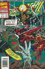 Daredevil (1964-1998) #Annual 9 Variant A: Newsstand Edition; Not Polybagged